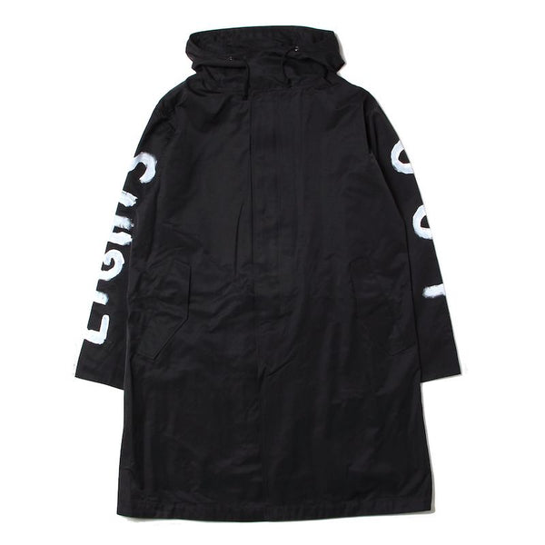 Custom Military Mods Coat (BLK)