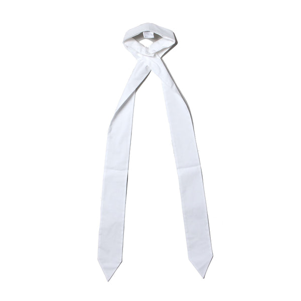 ribbon collar (WHT)