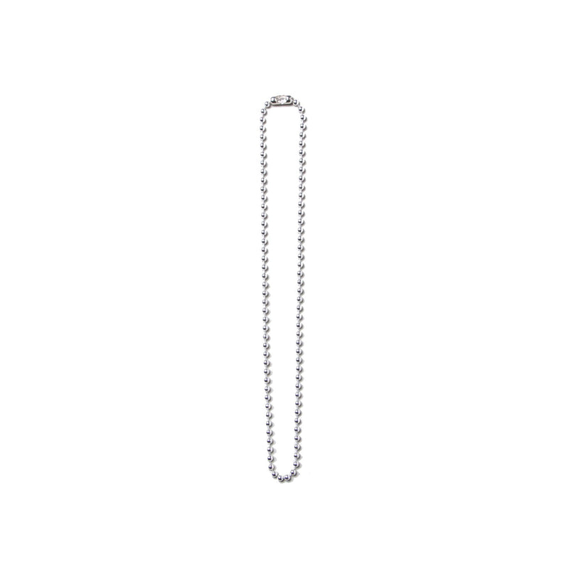 ball chain necklace -S- regular (SIL)