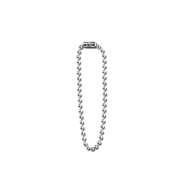 ball chain bracelet -S- regular (SIL)