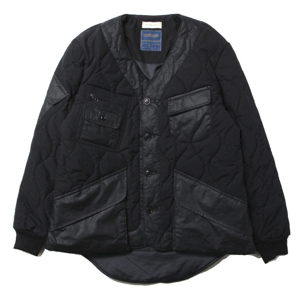× LAVENHAM ENGINEERS JACKET (BLK)