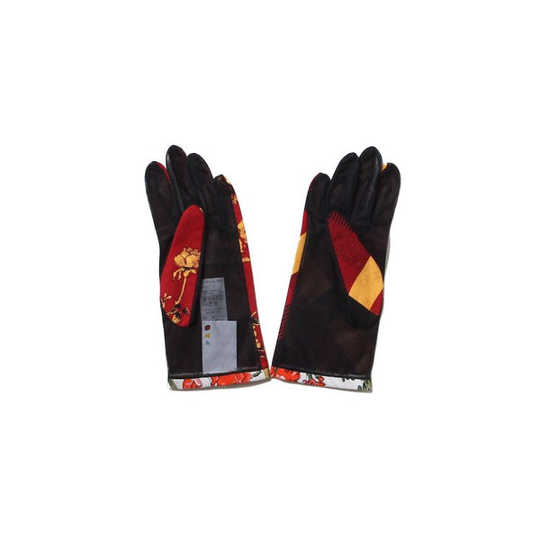 Sylvia Short Glove (RED)①