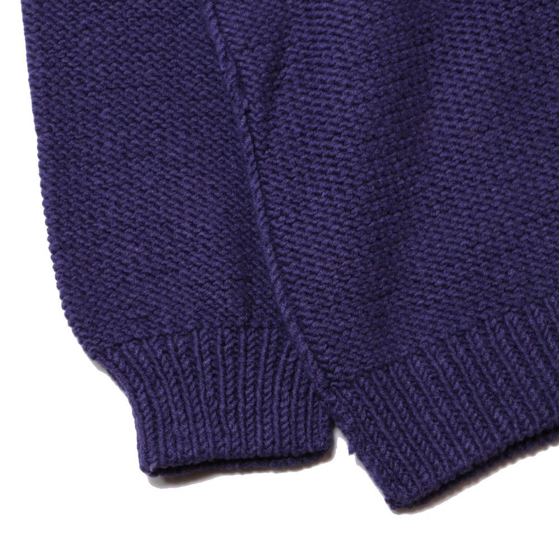 HAND-KNITTING JAQUARD PULLOVER (PRP)