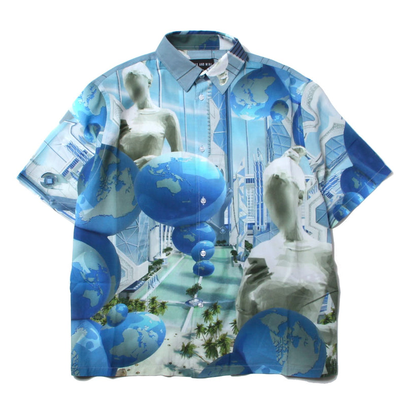 BLUE PLANET SS SHIRT (SKY)