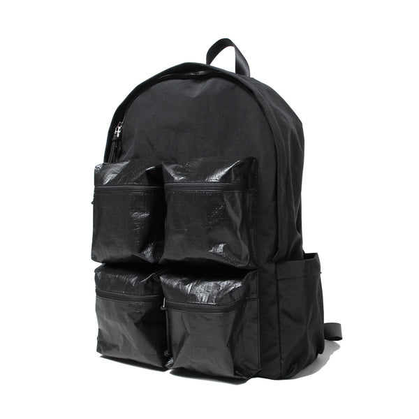 Homeless Back Pack - Black