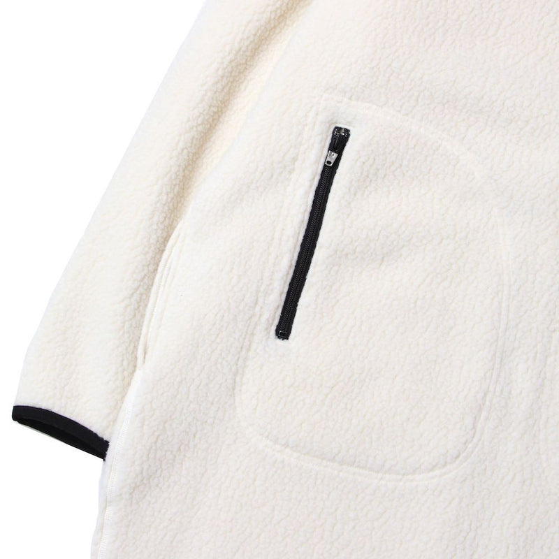 long length regulator medical jacket (O.WHT)