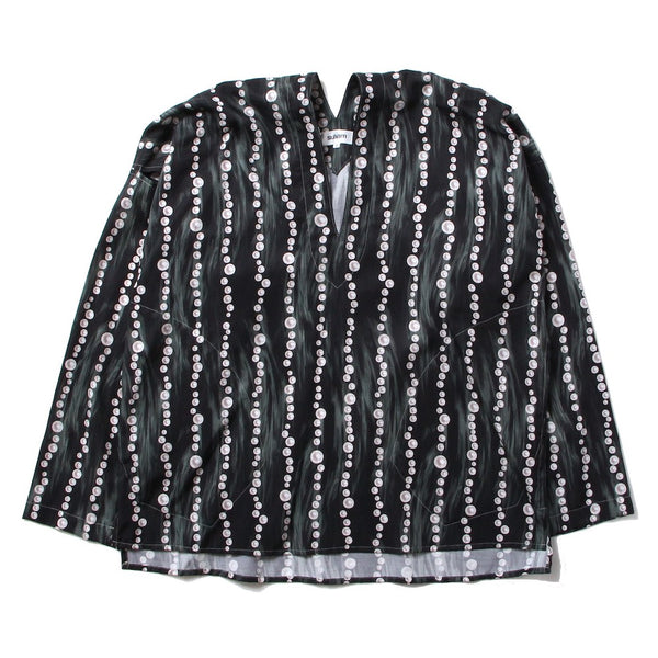 long pull over shirt (BLK)
