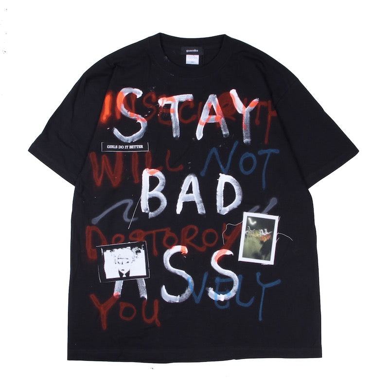Hand Painted T-sh (BLK)