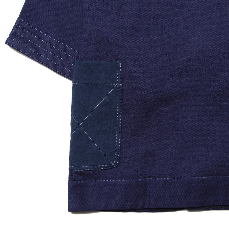 DO-GI JACKET (ND-SS21-DGJ2-C-SNY) Navy