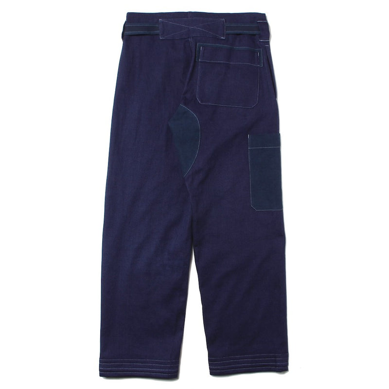 DO-GI PANTS (ND-SS21-DGP2-C-SNY) Navy