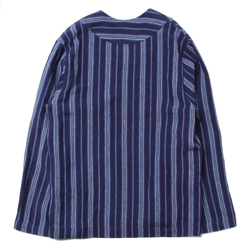 THREE POCKET CARDIGAN (ND-SS21-TPC2-SL-NYS) Navy