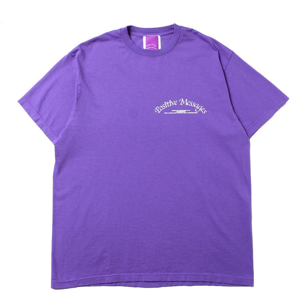 POZ MEZ LOVELY SS TEE (1428/C) GRAPE