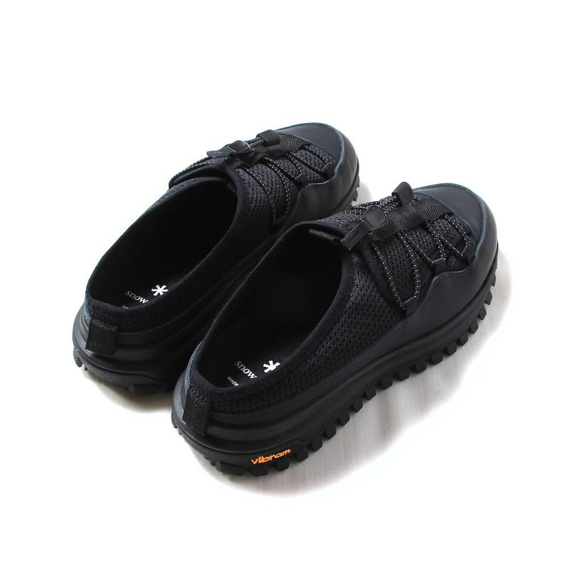 FIELD TRACTION SANDAL (SE-21SU002) Black