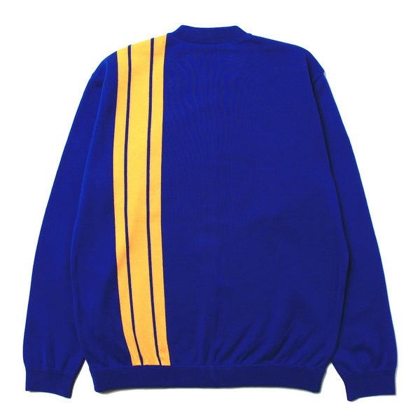 Racing Knit Jacket (CS-21SS-JKT02) Blue