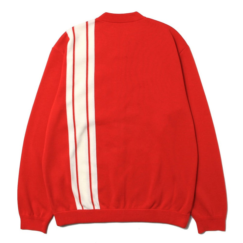 Racing Knit Jacket (RED)