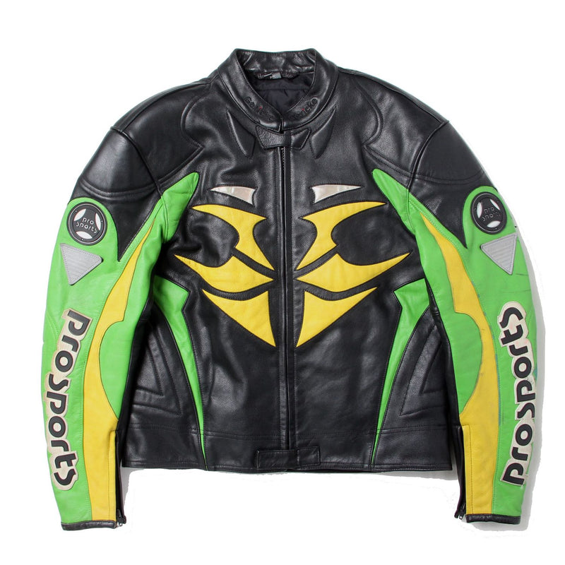 1990's Hein Gericke - Tribal Racing Jacket
