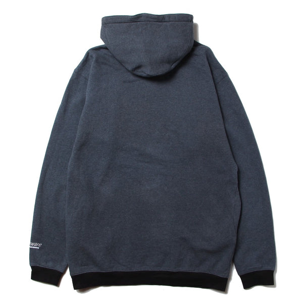 8DAYS A WEEK - Hectic × subware NYJP /  Pull Over Hoodie (BGR)