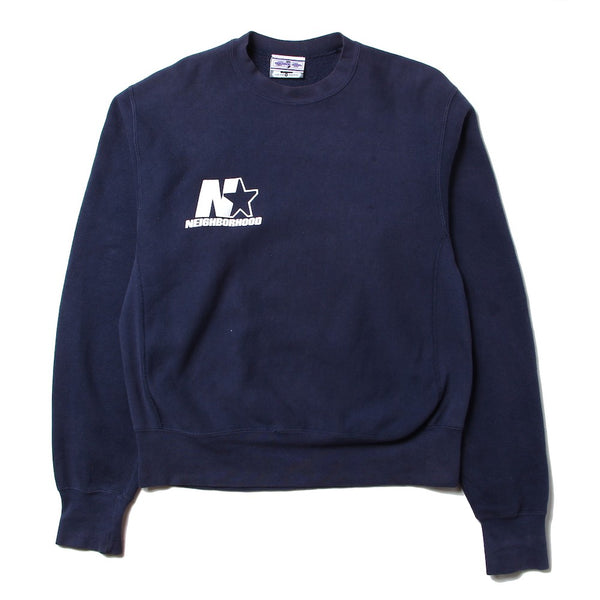 8DAYS A WEEK - NEIGHBORHOOD / Sweat Top (NVY)