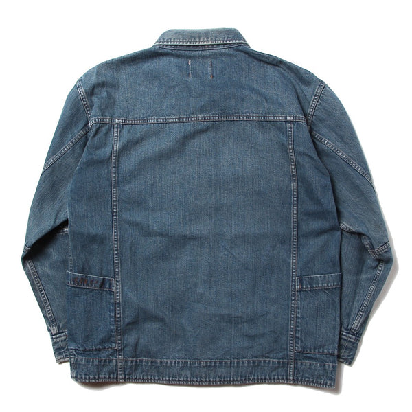8DAYS A WEEK - HOMELESS / Denim Jacket (IDG)