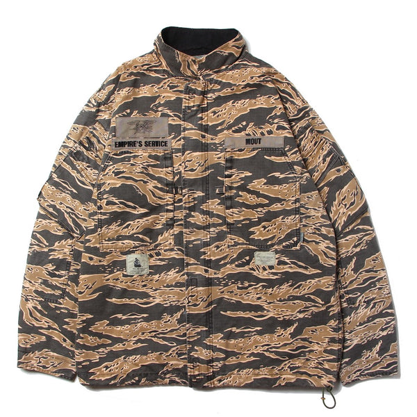 8DAYS A WEEK - Wtaps / Camo Flight Jacket (CMO)