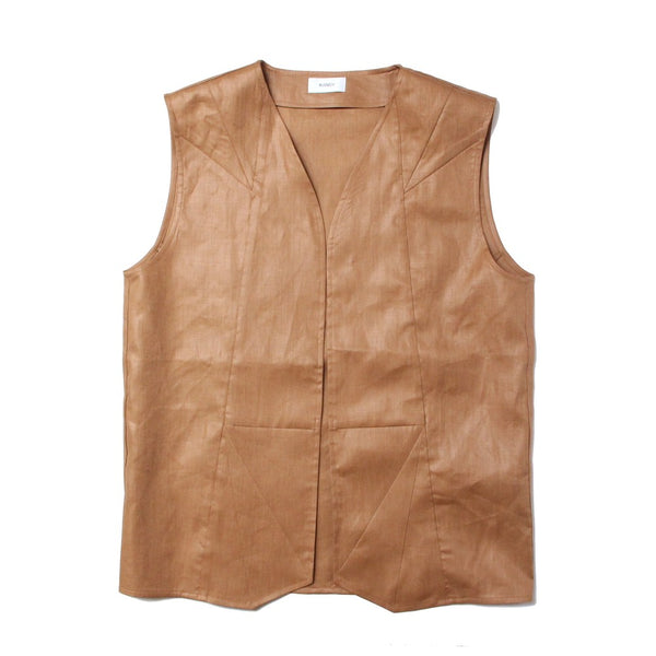 HAMPSTEAD DANCER VEST (SH-05) Brown