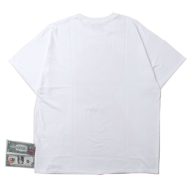 ×RINO TAGUCHI SHORT SLEEVE WITH LINCOLN (WHT×RED)