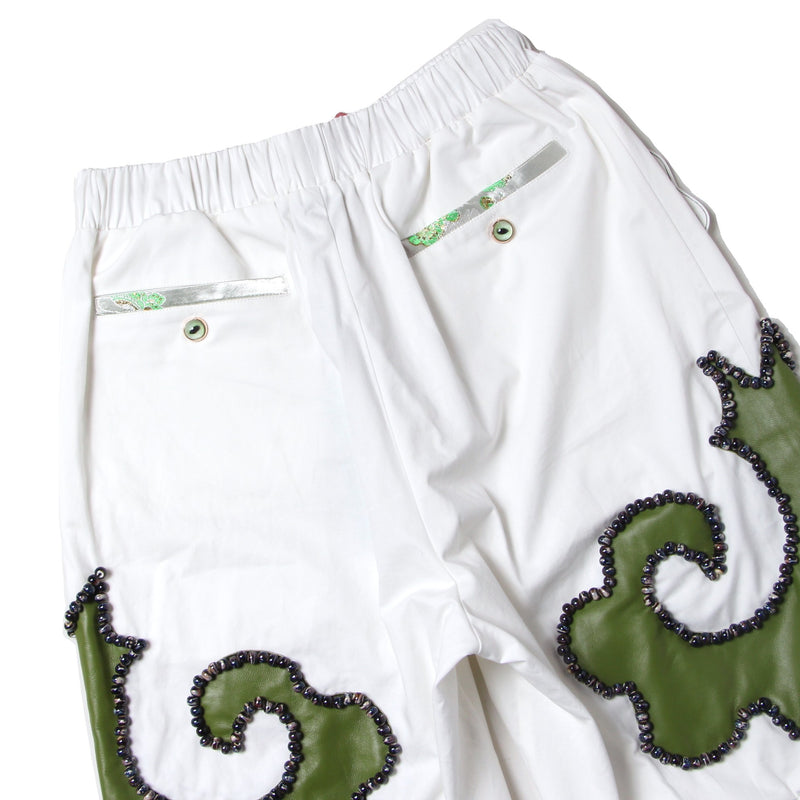 HALF PANTS (SP-01-SS21) WHITE