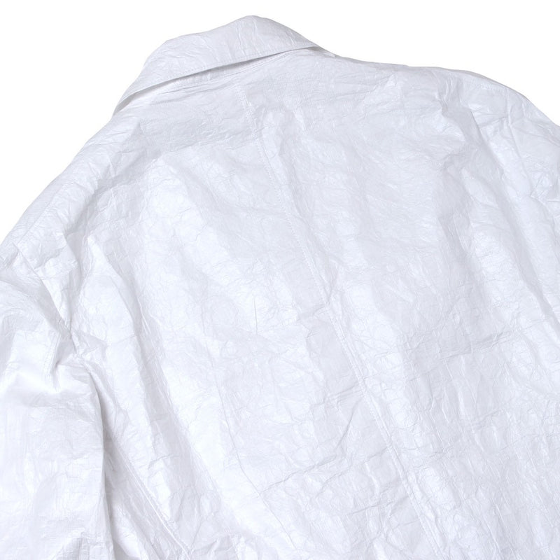 TYVEK SACK FIT DB COAT (TC-204-G) White