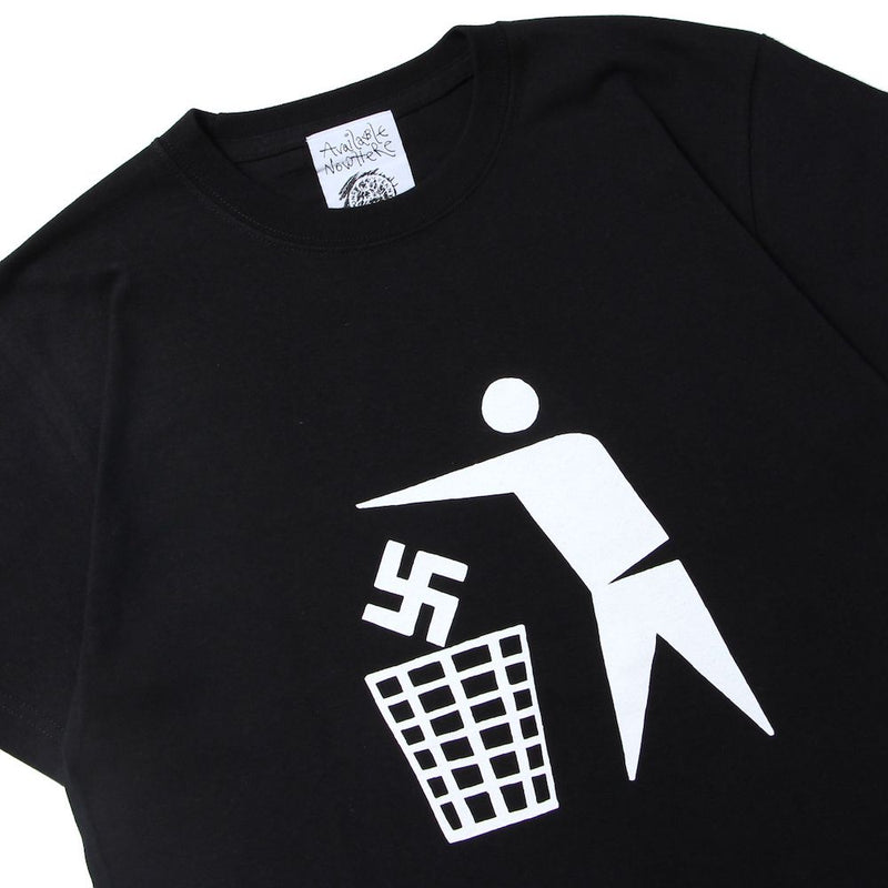 KEEP BRITAIN TIDY TEE (BLK)