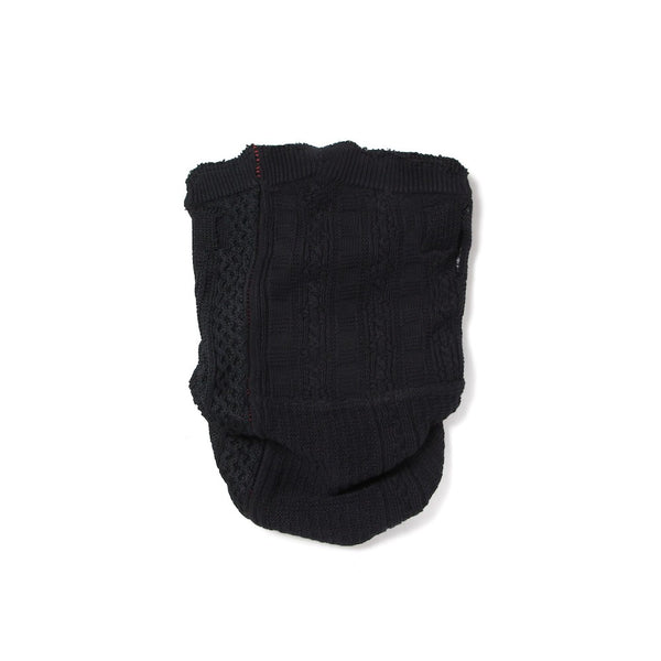 NOT NECK GAITER FACE MASK? (sk.0003SS21) black