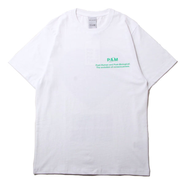 WORLD HEARTBEAT SS TEE (1419/K) WHITE