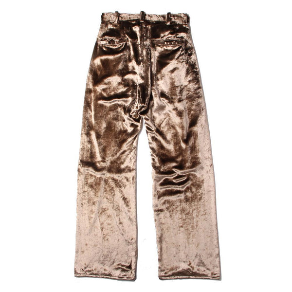velour wide pants (BGE)