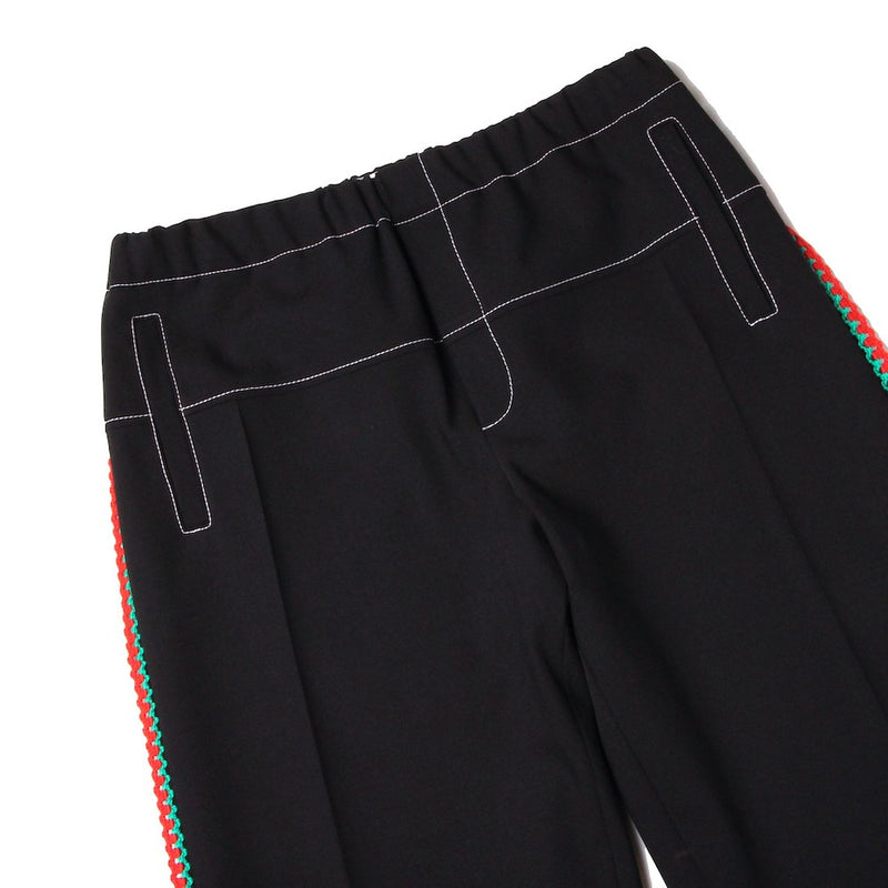 KINGSTON PYJAMA TROUSERS (MS21TR04-GDP100C-999) BLACK