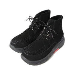× SUVSOLE Limited Brothel Creepers (BLK)