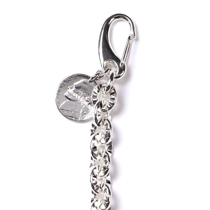 EX LONG WALLET CHAIN (SIL)