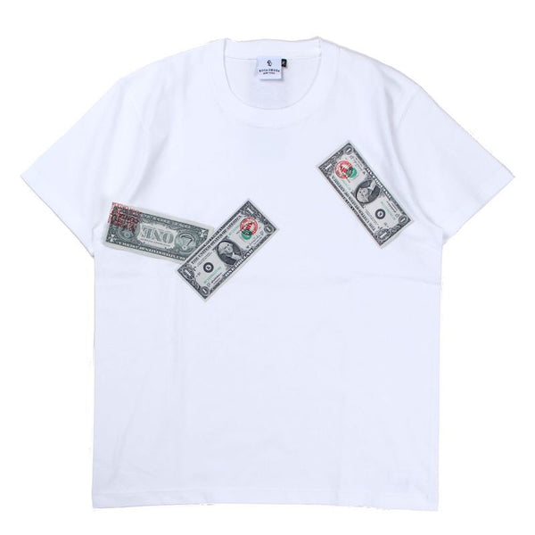 FLUTTER BILLS T-SH (WHT)