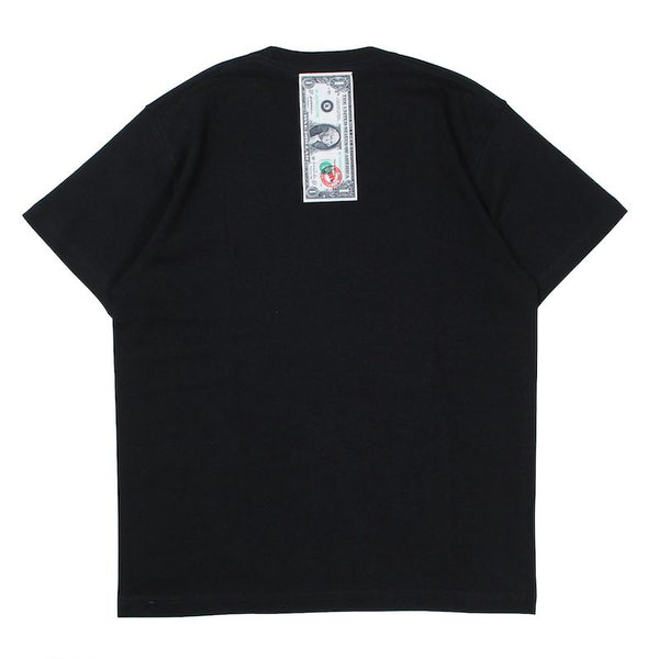 FLUTTER BILLS LOGO T-SH (BLK)