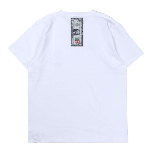 FLUTTER BILLS LOGO T-SH (WHT)