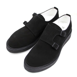 Double Monk Strap Shoes (BLK)