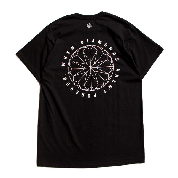 Ryohei Kawanishi Designed Limited Diamonds T-shirt (BLK)