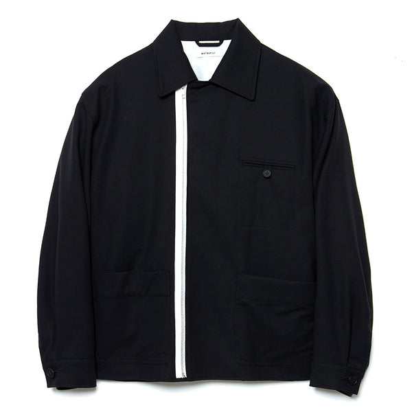 Modified Farmers Jacket (BLK)