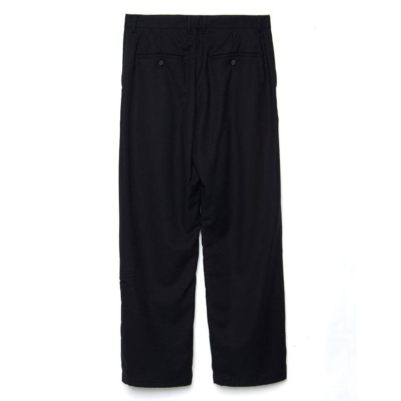 Modified Farmers Trousers (M211-0401) Black