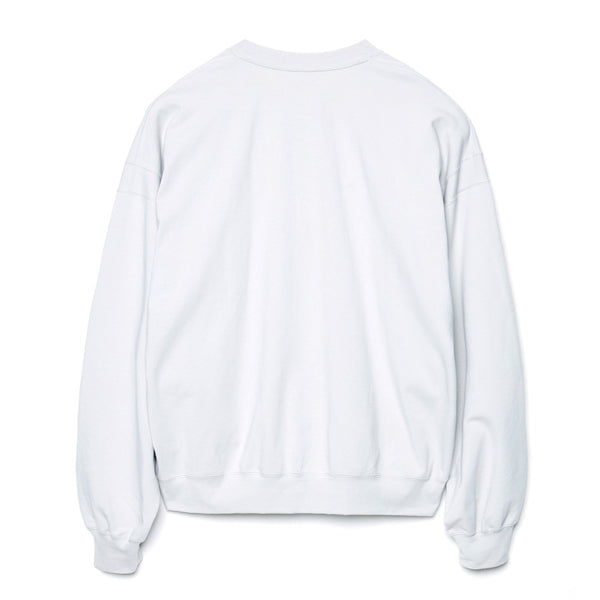 Henry Neck Sweat Shirt (LGR)