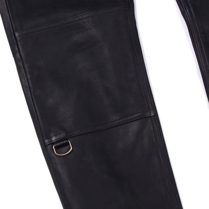 Basic Leather Pants (BLK)