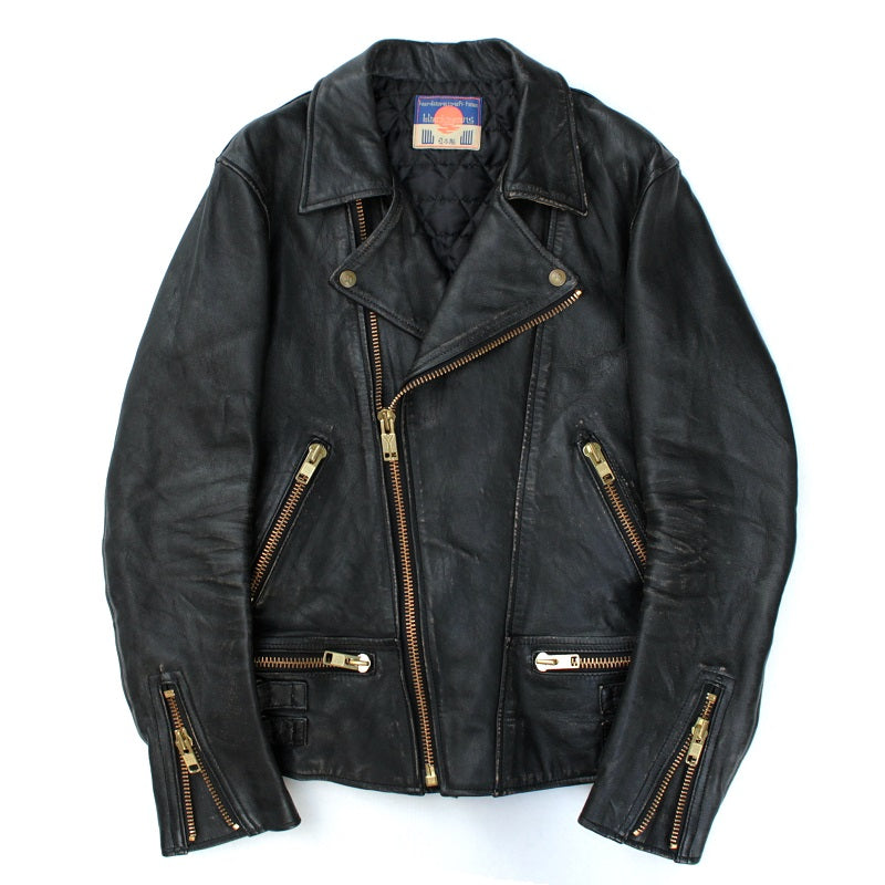 Weathered Sheep Riders Jacket (BLK)