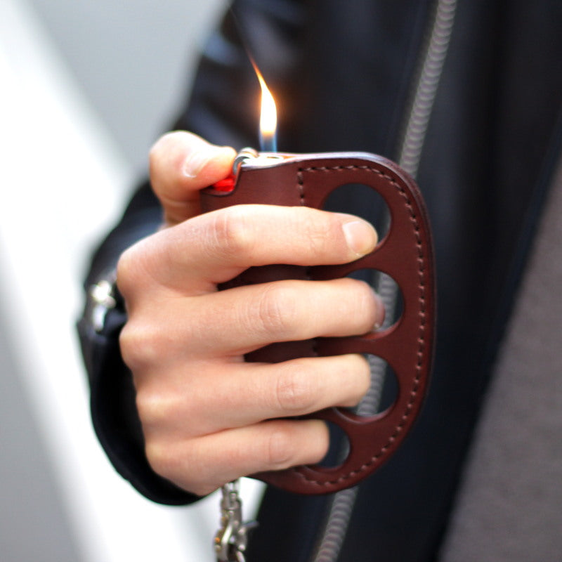 ×Mukta Limited Knuckle Lighter Case (CHL)
