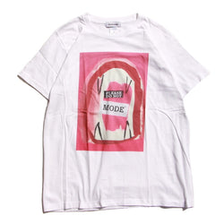 MODE Printed T-shirt (WHT)