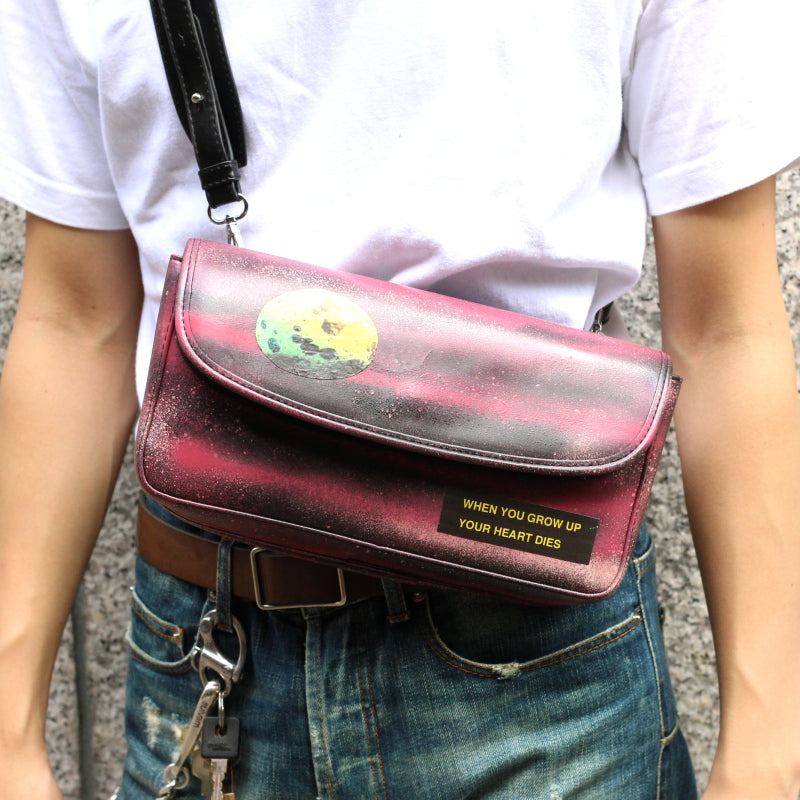 ANARCHY SHOULDER BAG (PNK)