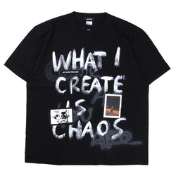 Hand Painted T-sh (BLK)①