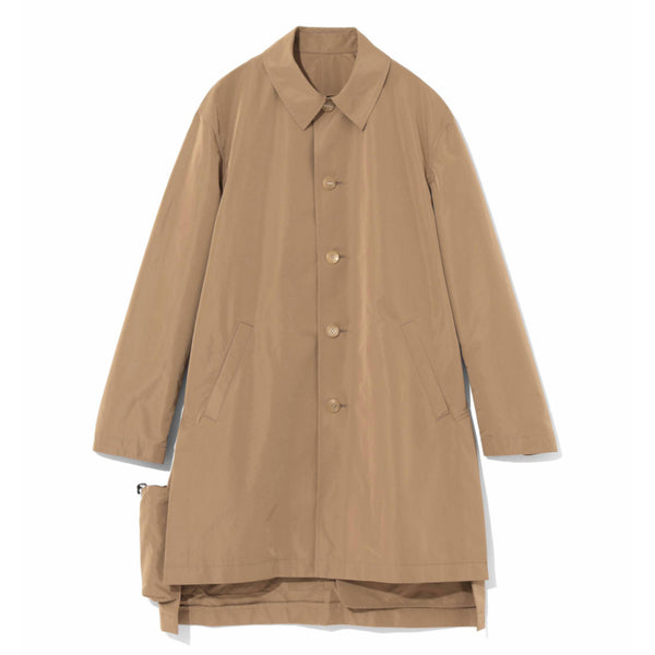 Back Pocket Bal Collar Coat (BGE)